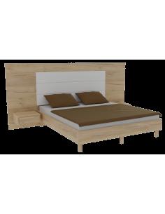 Łóżko 2-os. 180 z panelem