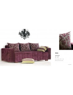 'Ola' 3 seater couch